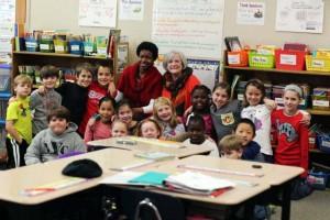 AAJ_2014_01_22 Virginia Jones in classroom